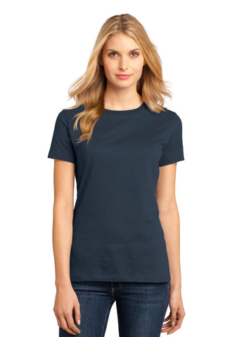 District DM104L Women's Perfect Weighttee - New Navy - HIT A Double