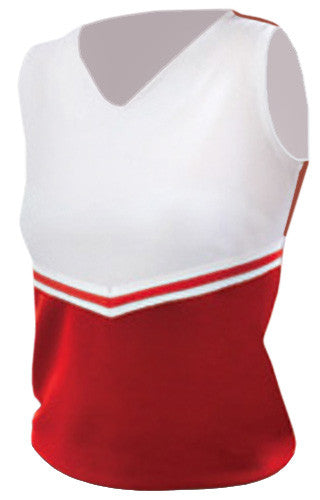 Pizzazz Victory Uniform Shells - Red White