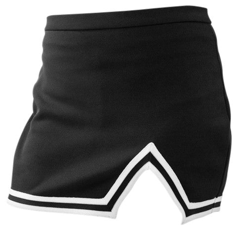 Pizzazz A-Line Uniform Skirts - Black
