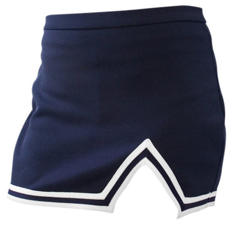 Pizzazz A-Line Uniform Skirts - Navy