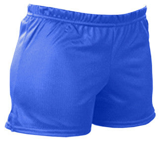 Pizzazz Mesh Shorts - Royal