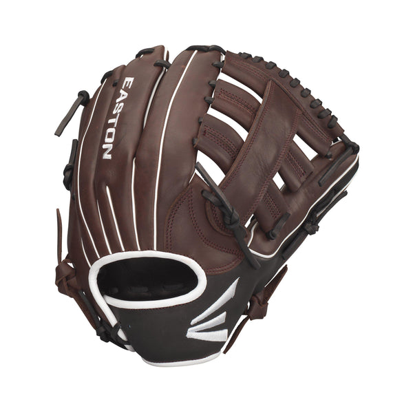 "Easton El Jefe Slowpitch Series 13.00"" Utility Glove - Brown"