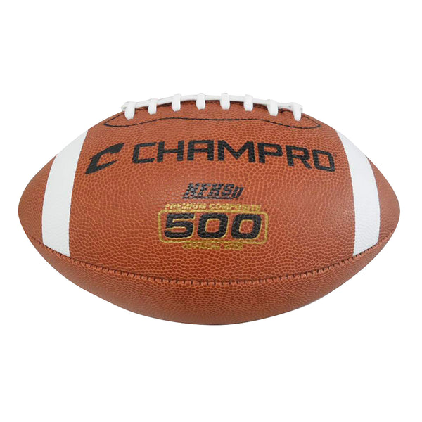 "Champro FB5 ""500"" Performance Football - HIT A Double"