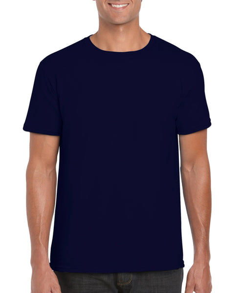 Gildan 64000 Softstyle T-Shirt - Navy