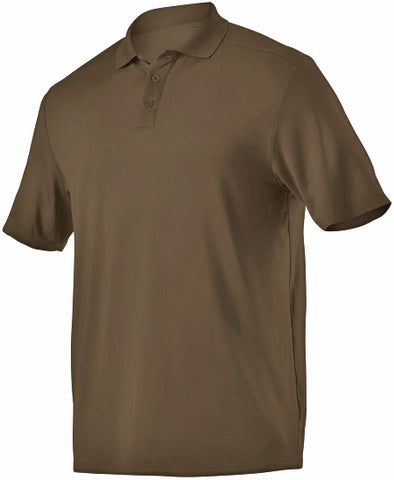 Alleson GPL5 Adult Gameday Polo - Brown