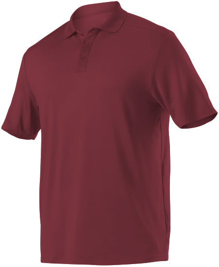Alleson GPL5 Adult Gameday Polo - Cardinal