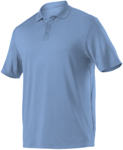 Alleson GPL5 Adult Gameday Polo - Columbia Blue