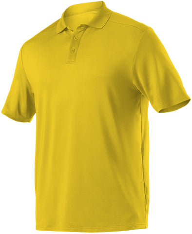 Alleson GPL5 Adult Gameday Polo - Light Gold
