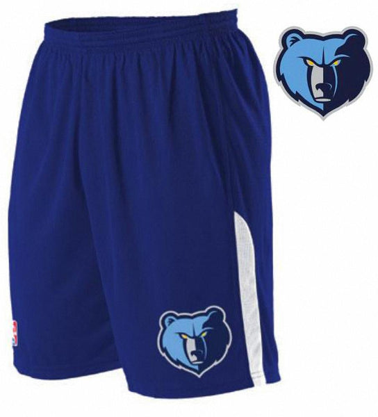 Alleson A105LA Adult NBA Logo Reversible Game Jersey - Memphis Grizzlies
