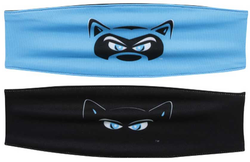 OC Sport MIN-353 MiLB Reversible Cooling Headband - Hudson Valley Renegades