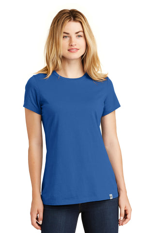 New Era LNEA100 Ladies Heritage Blend Crew Tee - Royal