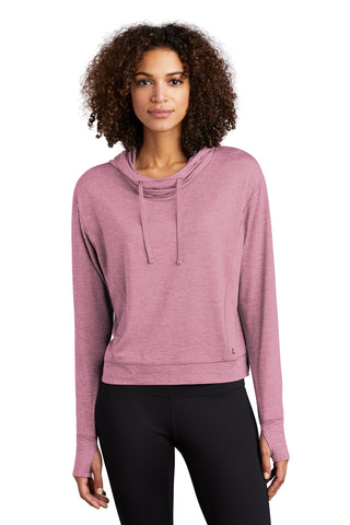 OGIO Endurance LOE342 Ladies Force Hoodie - Lilac Heather - HIT A Double