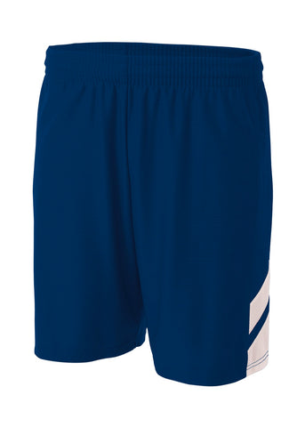 A4 NB5178 Fast Break Youth Short - Navy White - HIT A Double
