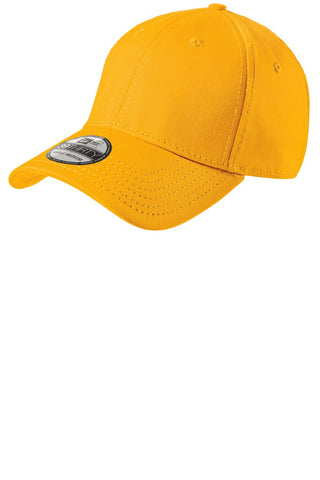 New Era NE1000 Structured Stretch Cotton Cap - Gold - HIT A Double