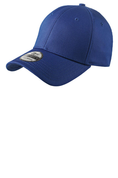 New Era NE1000 Structured Stretch Cotton Cap - Royal - HIT A Double