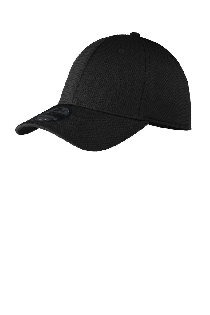 New Era NE1090 Tech Mesh Cap - Black - HIT A Double