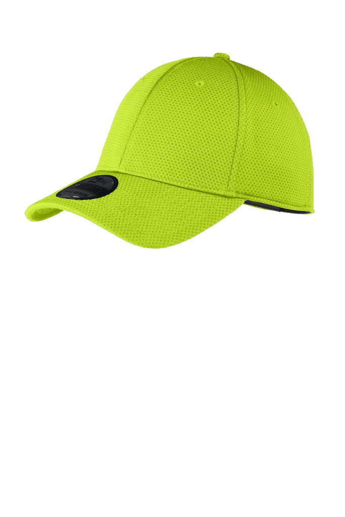 New Era NE1090 Tech Mesh Cap - Cyber Green