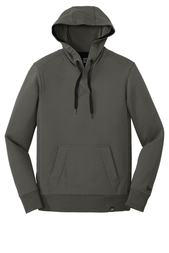 New Era NEA500 French Terry Pullover Hoodie - Graphite - HIT A Double