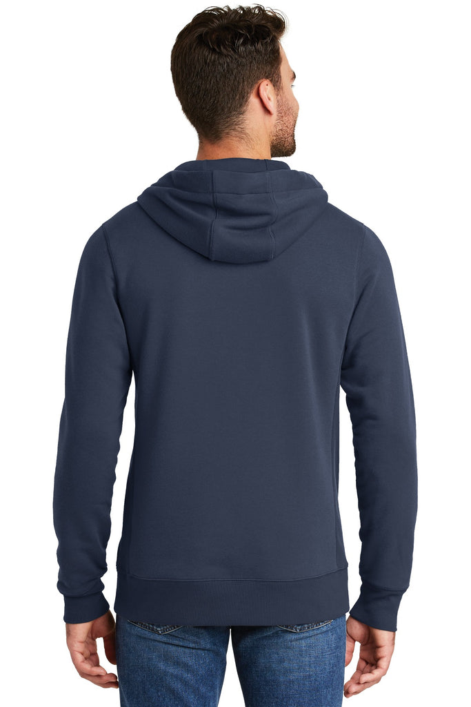 New Era NEA500 French Terry Pullover Hoodie - True Navy - HIT A Double
