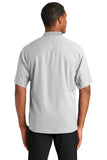 New Era NEA600 Cage Short Sleeve 1/4-Zip Jacket - White - HIT A Double
