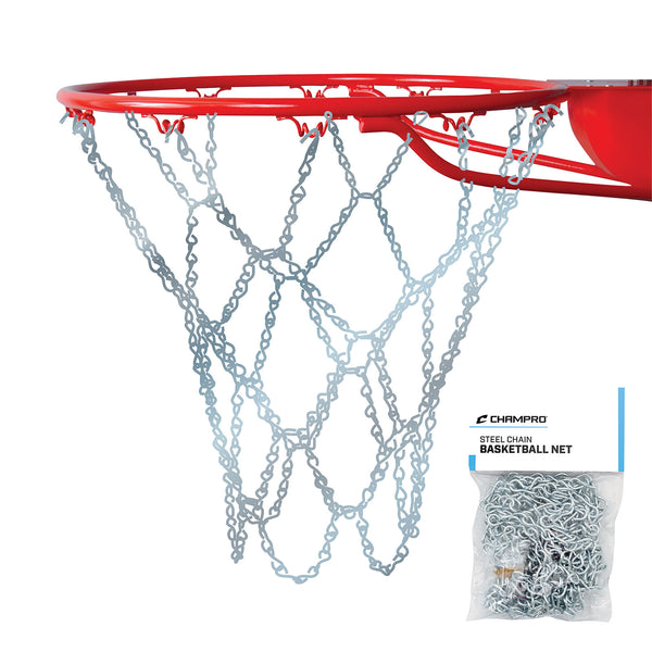 Champro NG01 Basketball Net Steel Chain - White