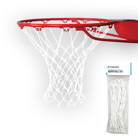 Champro NG06 Basketball Net Anti-Whip 70gr - White
