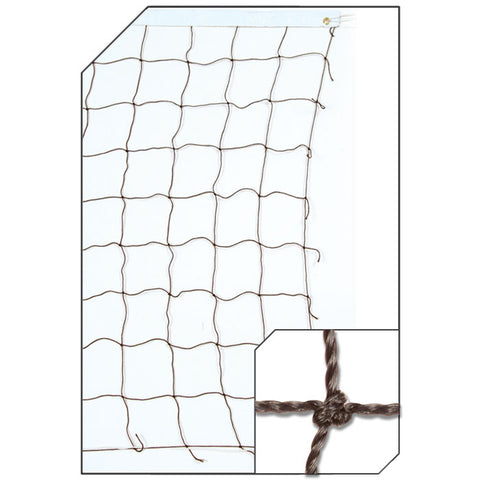 Champro NV08 1.7 mm Twisted Volleyball Net - HIT A Double