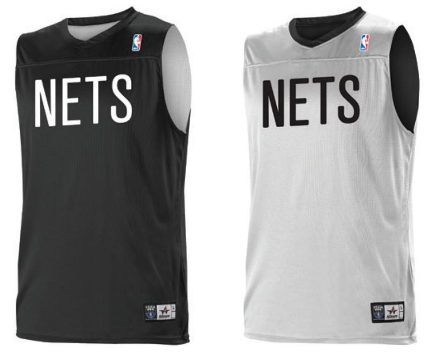 ... coupon for alleson a105la adult nba logo reversible game jersey  brooklyn nets c7c01 5c4a1 8ff64517c