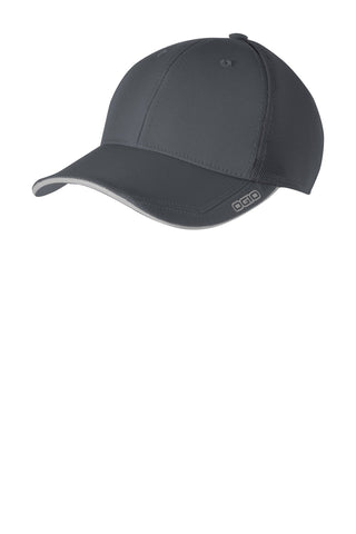 OGIO Endurance OE654 Circuit Cap - Diesel Gray - HIT A Double