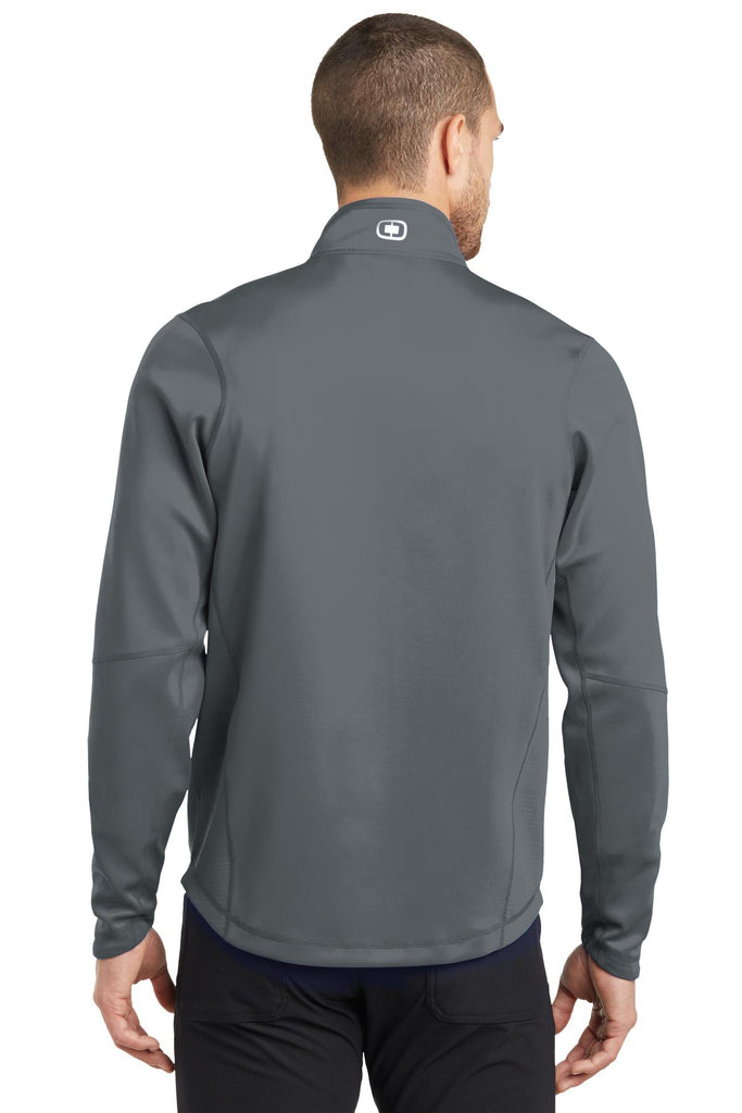OGIO Endurance OE700 Fulcrum Full-Zip - Gear Gray - HIT A Double
