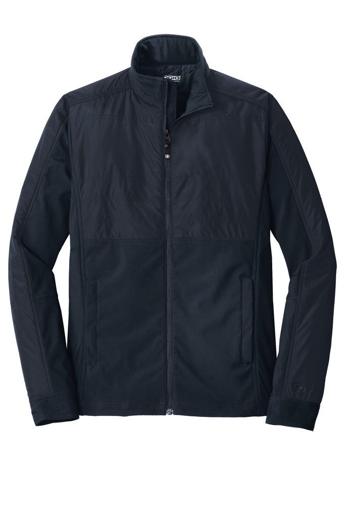 OGIO Endurance OE722 Brink Soft Shell - Propel Navy - HIT A Double
