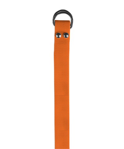 Alleson 3FBLA Football Belt 1 Width - Orange - Football - Hit A Double