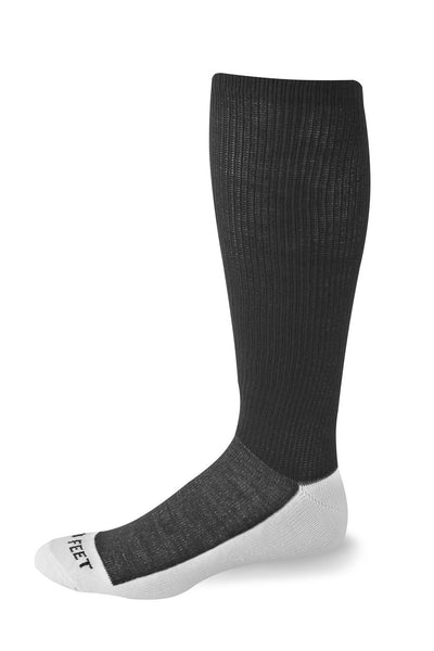 Pro Feet 2160 Light Weight Patrol Over the Cuff - Black - Work Wear - Hit A Double