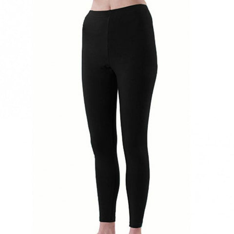 Pizzazz Sport Cheer Dance Tights - Black