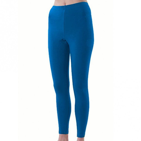 Pizzazz Sport Cheer Dance Tights - Royal