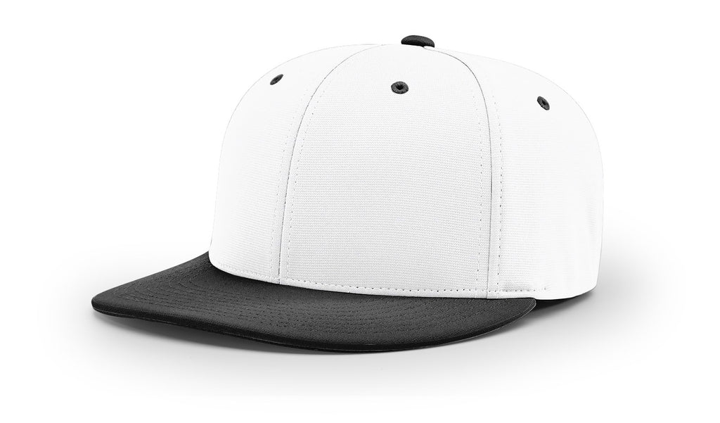 Richardson PTS20 Pulse R-Flex Cap - White Black