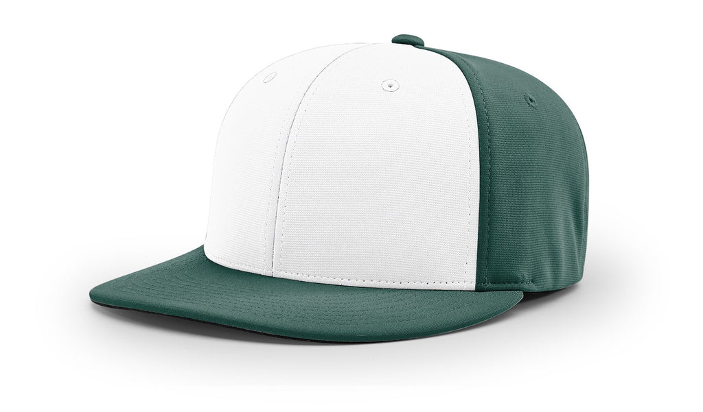 Richardson PTS20 Pulse R-Flex Cap - Alternate White Dark Green