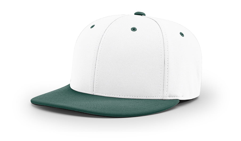 Richardson PTS20 Pulse R-Flex Cap - White Dark Green