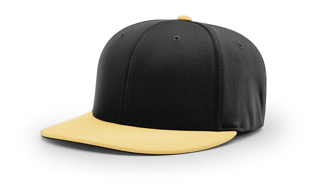 Richardson PTS20 Pulse R-Flex Cap - Black Vegas Gold