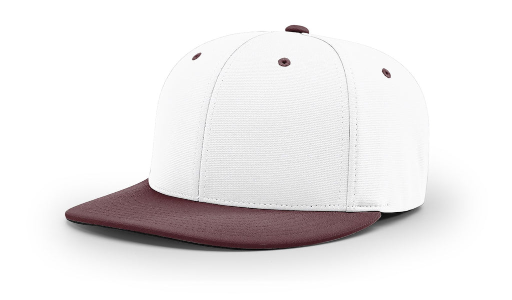 Richardson PTS20 Pulse R-Flex Cap - White Maroon