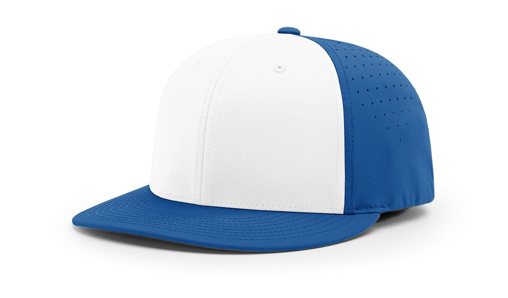 Richardson PTS30 Lite R-Flex Cap - Alternate White Royal