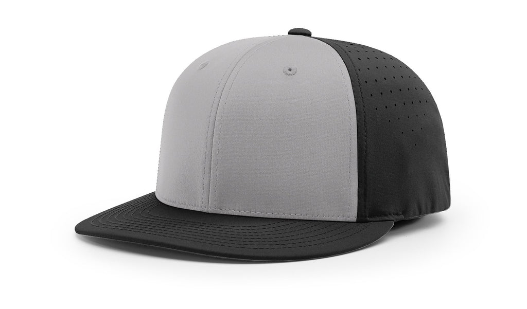 Richardson PTS30 Lite R-Flex Cap - Alternate Grey Black
