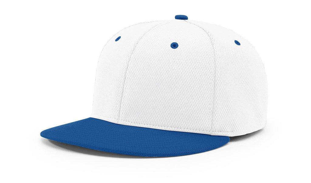Richardson PTS40 Dryve R-Flex Cap - White Royal