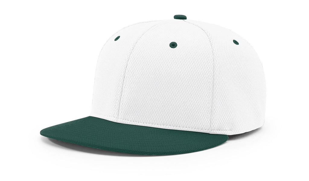 Richardson PTS40 Dryve R-Flex Cap - White Dark Green