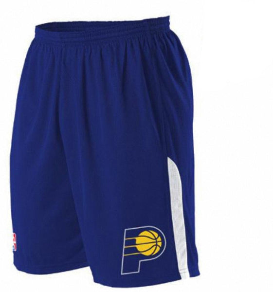 Alleson A105LA Adult NBA Logo Reversible Game Jersey - Indian Pacers