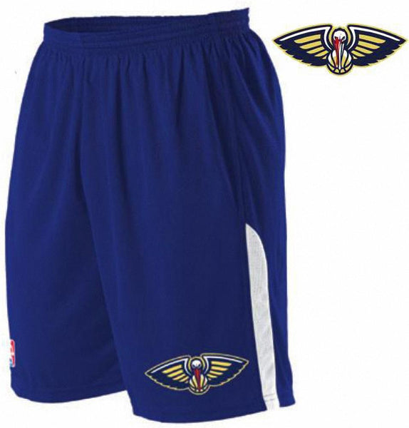 Alleson A105LA Adult NBA Logo Reversible Game Jersey - New Orleans Pelicans