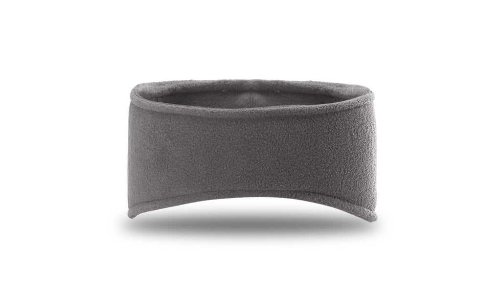 Richardson R22 Microfleece Headband - Charcoal
