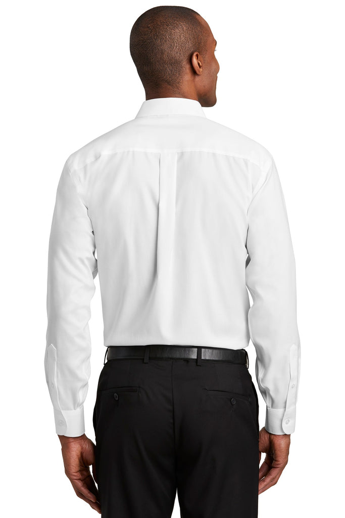 Red House RH240 Pinpoint Oxford Non-Iron Shirt - White - HIT A Double
