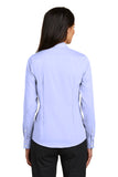 Red House RH250 Ladies Pinpoint Oxford Non-Iron Shirt - Blue - HIT A Double