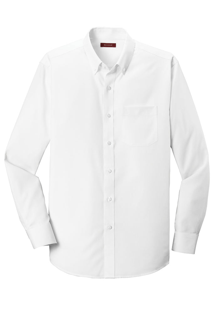Red House RH370 Nailhead Non-Iron Shirt - White - HIT A Double